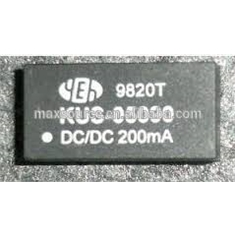 CONVERSOR DC/DC KUS-05090 200MA IN -5VDC/OUT 9VDC