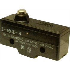 CHAVE MICRO-SWITCH KW-15GD-B