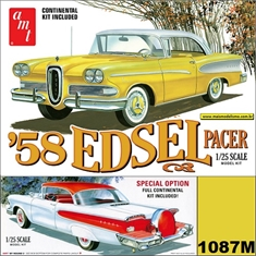 1958 - Ford EDSEL Pacer - AMT - 1/25