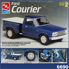 FORD COURIER Pickup - AMT - 1/25 - FORD COURIER - 1/25