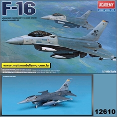 F-16 Fighting FALCON - Academy - 1/144 - F-16 FIGHTING FALCON - 1/144