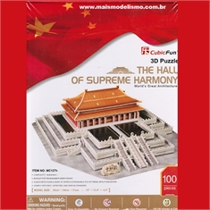 THE HALL OF SUPREME HARMONY - Cubic Fun