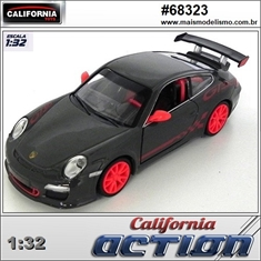 Porsche 911 GT3 RS - California Action - 1/32