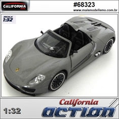 Porsche 918 Spyder - California Action - 1/32
