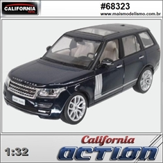 RANGE ROVER 2013 - California Action - 1/32 - RANGE ROVER - California Action - 1/32