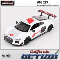 AUDI R8 LMS - California Action - 1/32