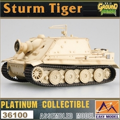 EMT - STURM TIGER 1001 - Easy Model - 1/72 - STURM TIGER 1001 - Easy Model - 1/72
