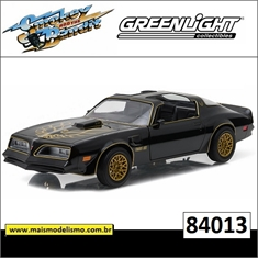 1977 - Pontiac Trans Am - Greenlight - 1/24