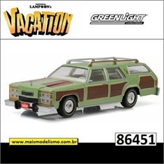 Wagon Queen Family Truckster - Greenlight - 1/43 - Wagon Queen Family Truckster- Greenlight - 1/43