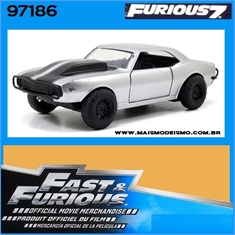 Furious 7 - Romans 1967 Chevy Camaro Off-Road - Jada 1/32 - Romans 1967 Chevy Camaro Off-Road - Jada 1/32