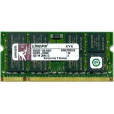 MEMÓRIA NOTEBOOK KINGSTON DDR2 512MB 667MHZ - KVR667D2S5/512