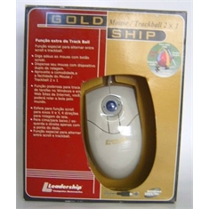 Mouse GOLDSHIP PS/2 trackball espera