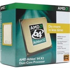 Processador AMD Socket AM2 Athlon 64 X2 Dual Core 5200+ - Box