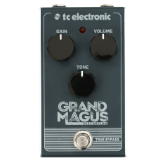 Pedal Grand Magus Distortion - TC Electronic Smorgasbord - GRAND MAGUS