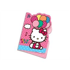 (AA) CONVITE HELLO KITTY  (R:1013) - 08UN - (AA) CONVITE HELLO KITTY (R:1013) - 08UN