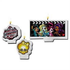 (AA) VELA KIT PLANA MONSTER HIGH (R:2144) - 03UN - (AA) VELA KIT MONSTER HIGH (R:2144) - 03UN