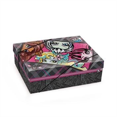 (AA) CAIXA PP C/T/E -PM -MONSTER HIGH (R:2856) - 01UN
