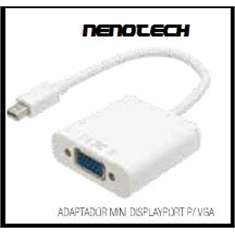 ADAPTADOR MINI DISPLAYPORT PARA VGA - REF. LPC