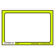 Plastificado - Liso Verde 9x13 - PC07 - PC07