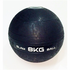 Bola Medicine Slam Ball 8 Kg Peso Crossfit - Live Up - LS3004-8