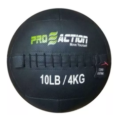 Bola Wall Ball 4 Kg 12 Libras Peso Crossfit G347 Proaction - G347