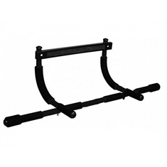 Barra Para Porta Iron Gym Multifuncional Live Up - LS3152