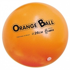 Overball Ball Carci 26 Cm - Pilates, Fitness, Fisioterapia - ORANGEBALL