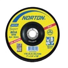 Disco de Desbate - Norton - BDA 640 228,6 x 6,4 x 22,22 mm ( 9