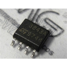 UC3843AD IC. REG CURRENT MODE CONTROLLER 15V SOIC-8PIN