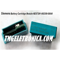 6ES7291-8BA00-0XA0 - BATERIA Siemens SIMATIC S7-200, Battery 6ES72918BA000XA0 BATTERY CARTRIDGE MODULE FOR S7-214 CPU214 - SIEMENS 6ES7-291-8BA00-0XA0 BATTERY SIEMENS 6ES7-291-8BA00-0XA0, BATTERY SIMATIC S7-200