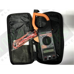 Alicate Amperímetro Digital DC-3266 - Digital Clamp Meter