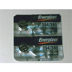 394/380 - Bateria para Relógios 394/380 - Button Cell Batteries Watches - 394/380 - Battery Watch/ ENERGIZER