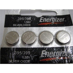 395/399 - Bateria para Relógios 395/399 - Button Cell Batteries Watches - 395/399 - Battery Watch/ ENERGIZER