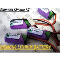 6ES7623-1AE01-5AA0 - BATERIA TIPO Siemens Simatic S7-Batteries BACK-UP BATTERY