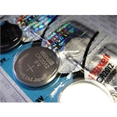 CR2012 - Bateria Lithium 3Volts, Tipo Moeda, Botão, CR2012 Battery 3.0V Lithium,  Battery Coin, Button Cell Batteries, Coin Battery - CR2012 - MAXELL
