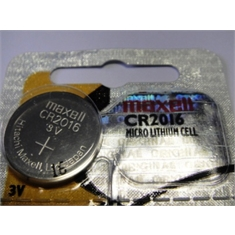 CR2016 - Bateria Lithium 3Volts, Tipo Moeda, Botão, CR2016 Battery 3.0V Lithium,  Battery Coin, Button Cell Batteries, Coin Battery - CR2016 - PANASONIC