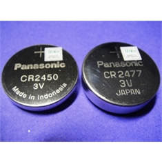 CR2477- Bateria Lithium 3Volts, Tipo Moeda, Botão, CR2477 Battery 3.0V Lithium, Battery Coin, Button Cell Batteries, Coin Battery - CR2477 - SONY