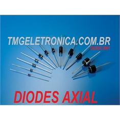 1N5340B - 6VOLTS Diode Zener 5WATTS Single 2Pinos Axial