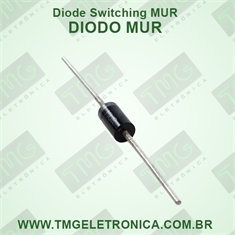 MUR4100 - Diode Switching 1KV 4A 2-Pin Case 267-05 - MUR4100E -  Diode Switching 1KV 4A