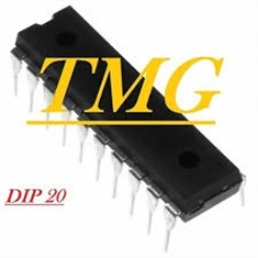 MT8880CE - CI Telecom Interface Transceiver DTMF TXRX 3.58MHz CMOS 5V DIP-20Pin - MT8880CE - Zarlink