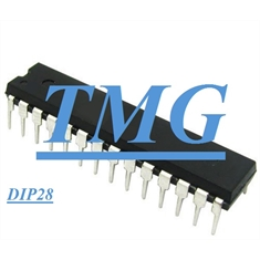 IS61C256AH-20N - CI Integrated Silicon Solution 32Kx8 High-Speed CMOS Static RAM DIP-28Pin