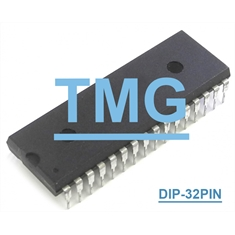 27C020 - CI EPROM IC ONE TIME PROGRAMMABLE (OTP) EPROM IC, Memory, 32-Pin PDIP - EPROM 27C020 -12 ,(120NS)