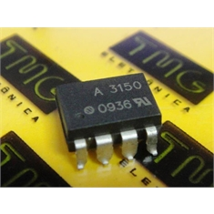 A3150 - CI Optocoupler Logic-Out Push-Pull DC-IN 1-CH 8-Pin PDIP SMD