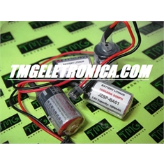 JZSP-BA01 - Battery  Servo Yaskawa,OMRON/ 3.6V Replacements, PLC BACK-UP  Yaskawa,OMRON SGDH amplifier - JZSP-BA01 - Battery 1000mAh / 3.6V / Origem China