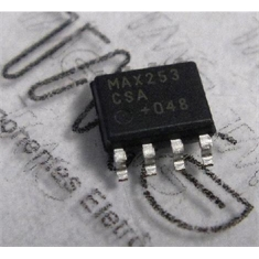 MAX253CSA+ - CI MONOLITHIC RS-232/RS-485,OSC PWR DRVR 8PINOS SOIC