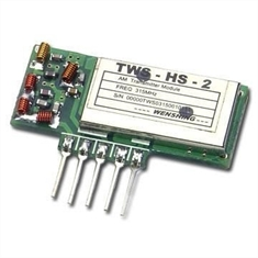 TWS-HS2 - MODULO RF TWSHS, Wireless High Power Transmitter Module, Transmissor Controle Remotoá distancia 433,92MHZ Output Power up to 0.5W / 500Mw - TWS-HS2 - MODULO RF Wireless High Power Transmitter - 500Mwatts