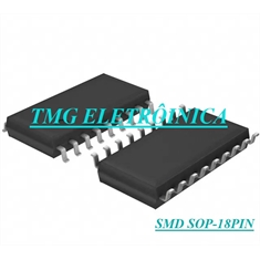 MT8870 - CI 8870 Series 5 V 3.579545 Mhz 500 mW Integrated DTMF Receiver - SOIC-18