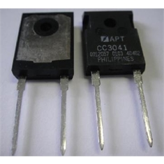 DSEI60-12A - Diode Switching FAST rectifying, 1.2kV  52A 40ns, TO247AD