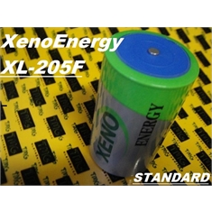 XL-205F - BATERIA LITHIUM 3,6V D 19Ah,XENO-ENERGY, XL-205F Lithium Thionyl Chloride (Li-SOCI 2) Battery XL-205F