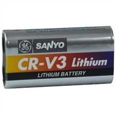 CR-V3 - BATERIA 3V PHOTO LITHIUM SANYO - CR-V3 - SANYO